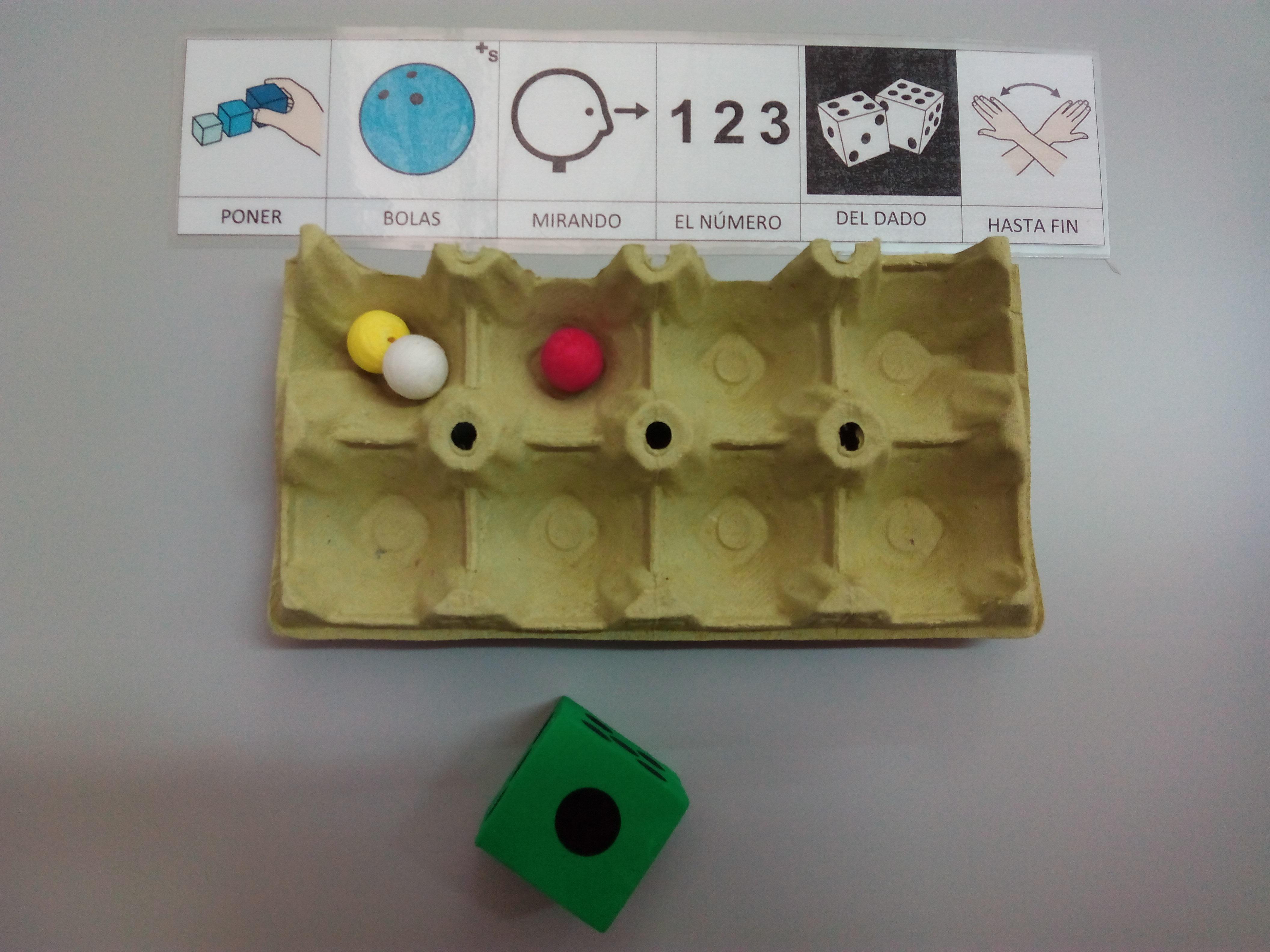 Seminario:material manipulativo para infantil y primaria adaptado a alumnos con T.E.A. 45