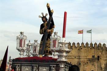 Paso de Ntro. Señor de los Reyes, Córdoba, Andalucía