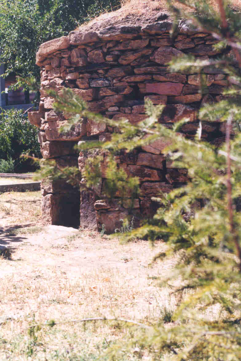 Casa de piedra en Pedrezuela