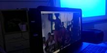 Videollamada proyecto After School en Bastipur (Nepal) IV