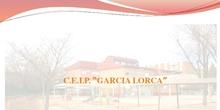 Información CEIP García Lorca