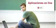 Aplicaciones On line: Google Docs, Zoho, Stilus, etc.