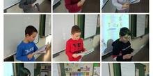 Expresión oral - Los textos expositivos (3º de primaria)