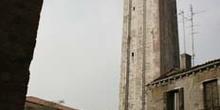 Campanario de la parroquia de San Giusto, Venecia
