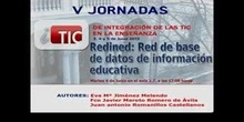 Redined: Red de base de datos de información