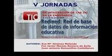 Redined: Red de base de datos de información