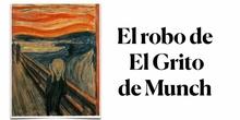 El robo de El Grito de Munch