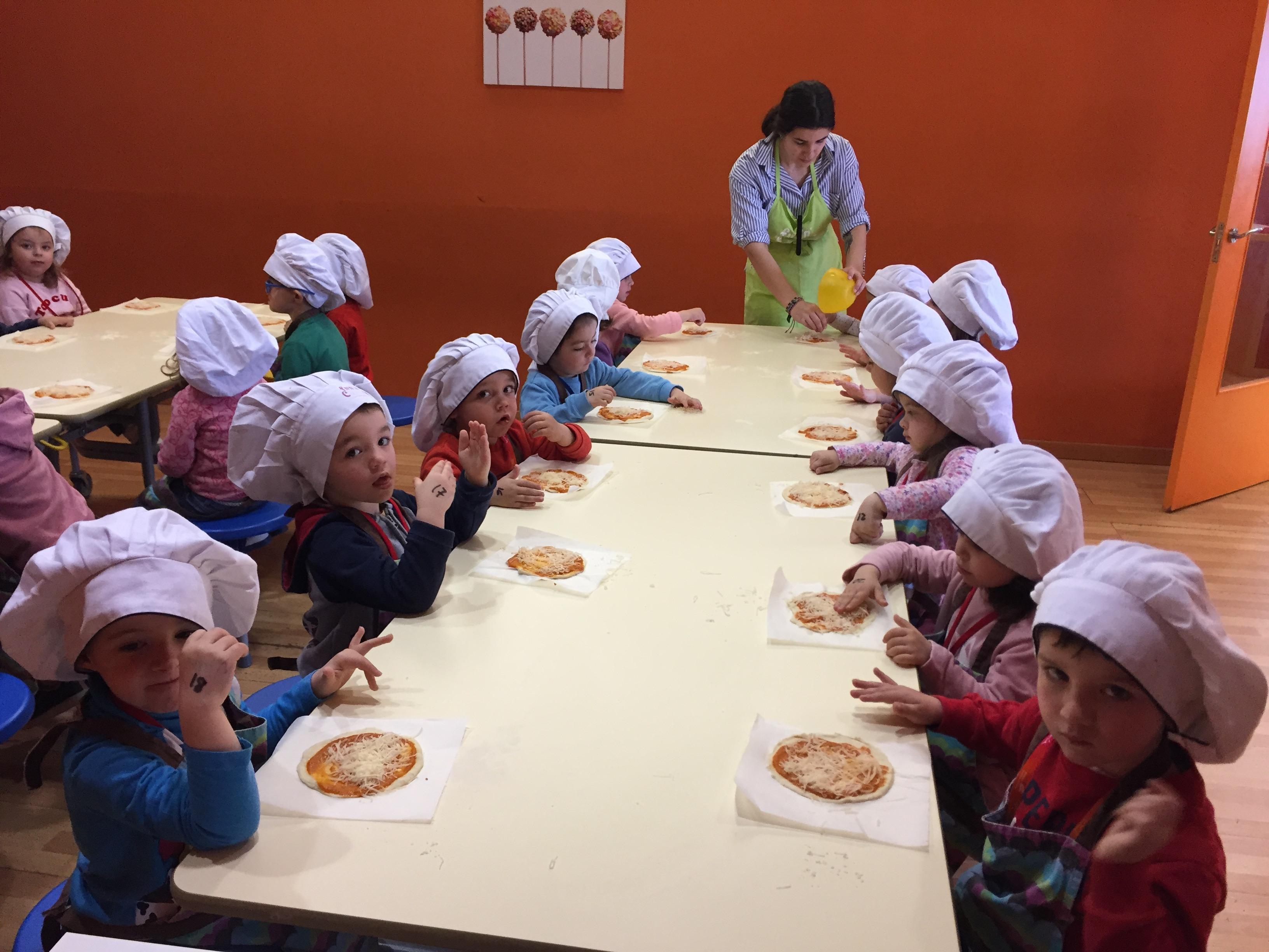 Excursión Escuela de cocina 13