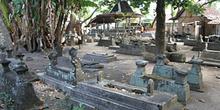 Cementerio musulman, Jogyakarta, Indonesia