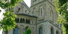 Torres de iglesia en Colonia, Alemania