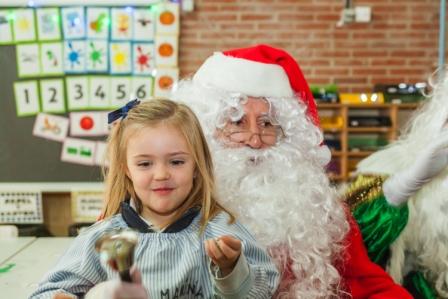 Los RRMM y Papá Noel en INF 3C 13