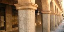 Soportales de la Gran Vía, Salamanca, Castilla y León