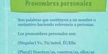 PRIMARIA-6º- PRONOMBRES PERSONALES Y RELATIVOS-LENGUA-ALBERTO ALVARO CRISTINA A Y CRISTINA S-FORMACIÓN