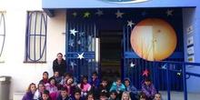 2º visita el Aula de Astronomía. Feb 18