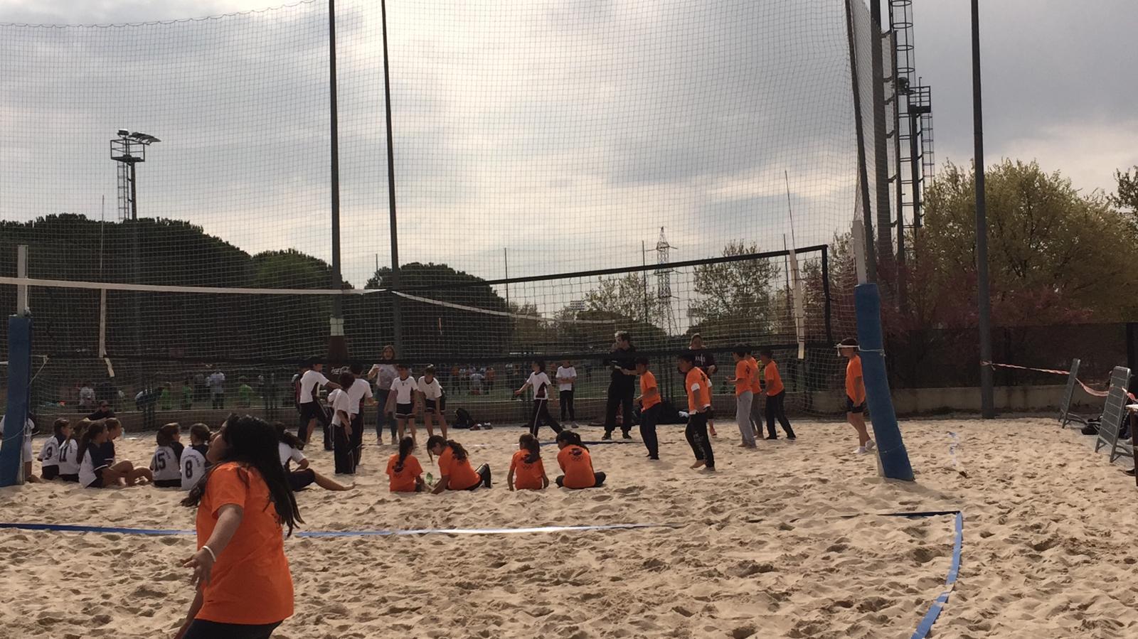 2019_04_02_Olimpiadas Escolares_fotos de 5º y 6º_CEIP FDLR_Las Rozas 31