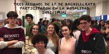 Olimpiadas de Biología y Geología IES Cardenal Cisneros de Madrid. 2020