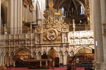 Trascoro de la Catedral de Toledo, Castilla-La Mancha