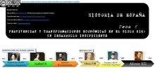 BLOQUE 8. Pervivencias y transormaciones ESPAÑA SIGLO XIX