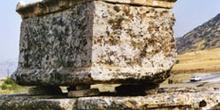 Necrópolis de Hierápolis, Pamukkale, Turquía