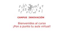Presentación del curso: ¡Pon a punto tu Aula Virtual!