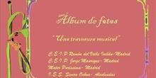 Álbum de fotos. ADOPTAR 2013-14 STRAUSS. UNA TRAVESURA MUSICAL
