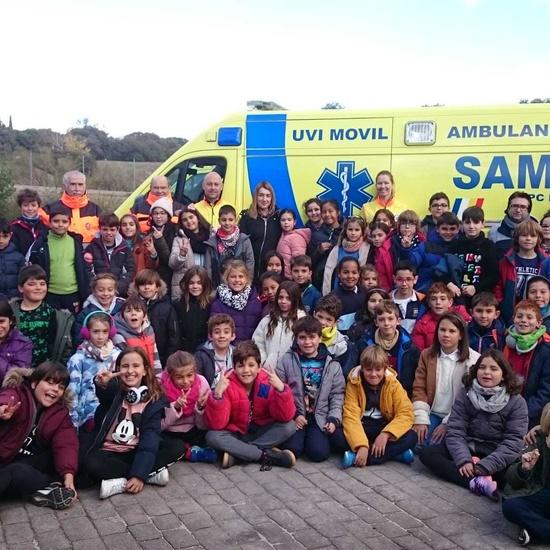 2019_11_18_4º visita el samer_CEIP FDLR_Las Rozas 8