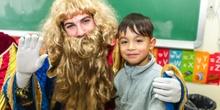 Los RRMM y Papá Noel en INF 5A 53