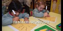 Fiesta del Otoño 18  CEIP Amadeo Vives