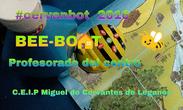 #cervanbot: Bee-Bot II - Taller impartido por profesorado del centro (grabado por alumnos)
