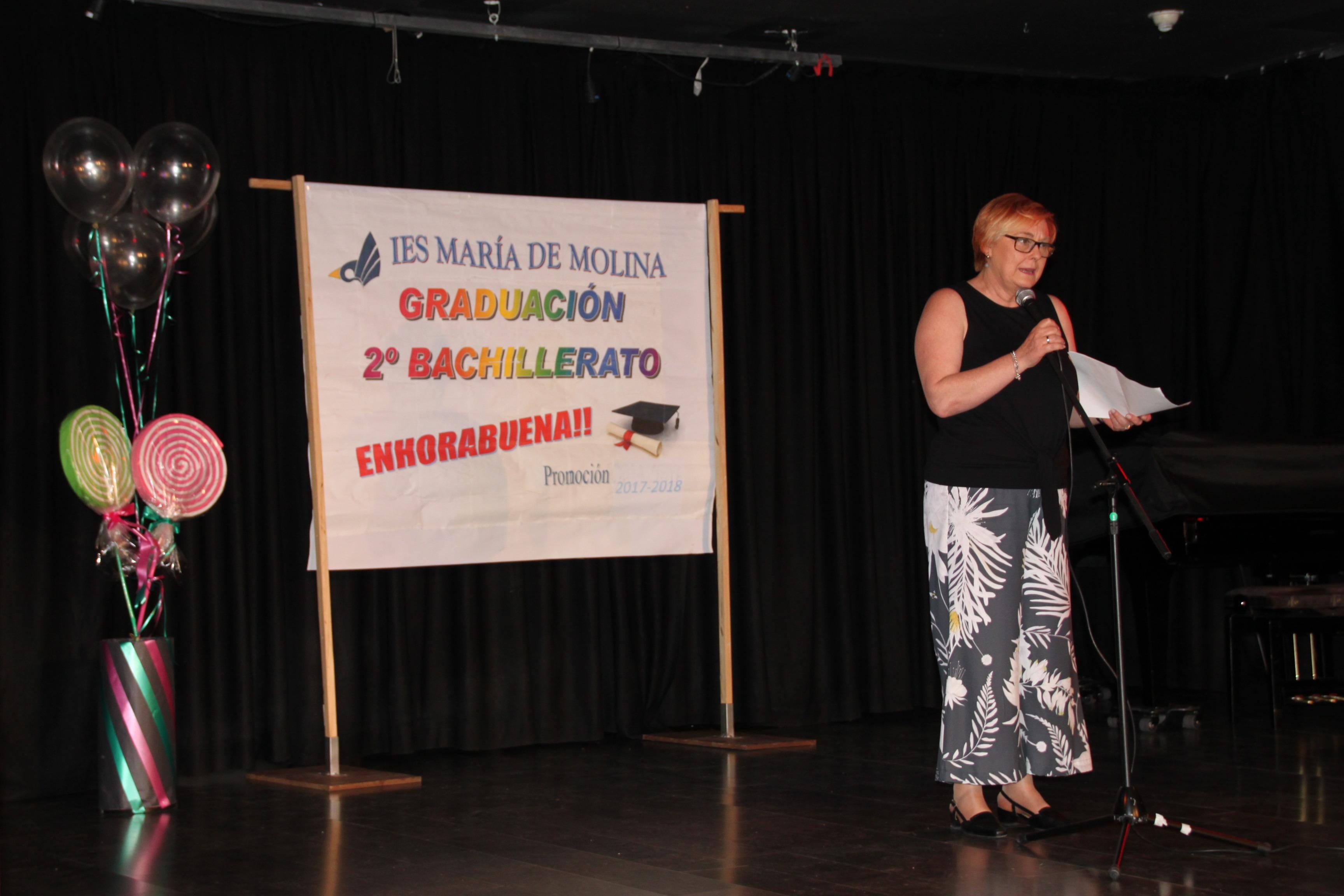 Graduación 2º bachillerato 2017-2018. IES María de Molina (Madrid) (1/2) 34