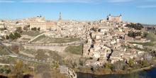 Vista general de Toledo, Castilla-La Mancha