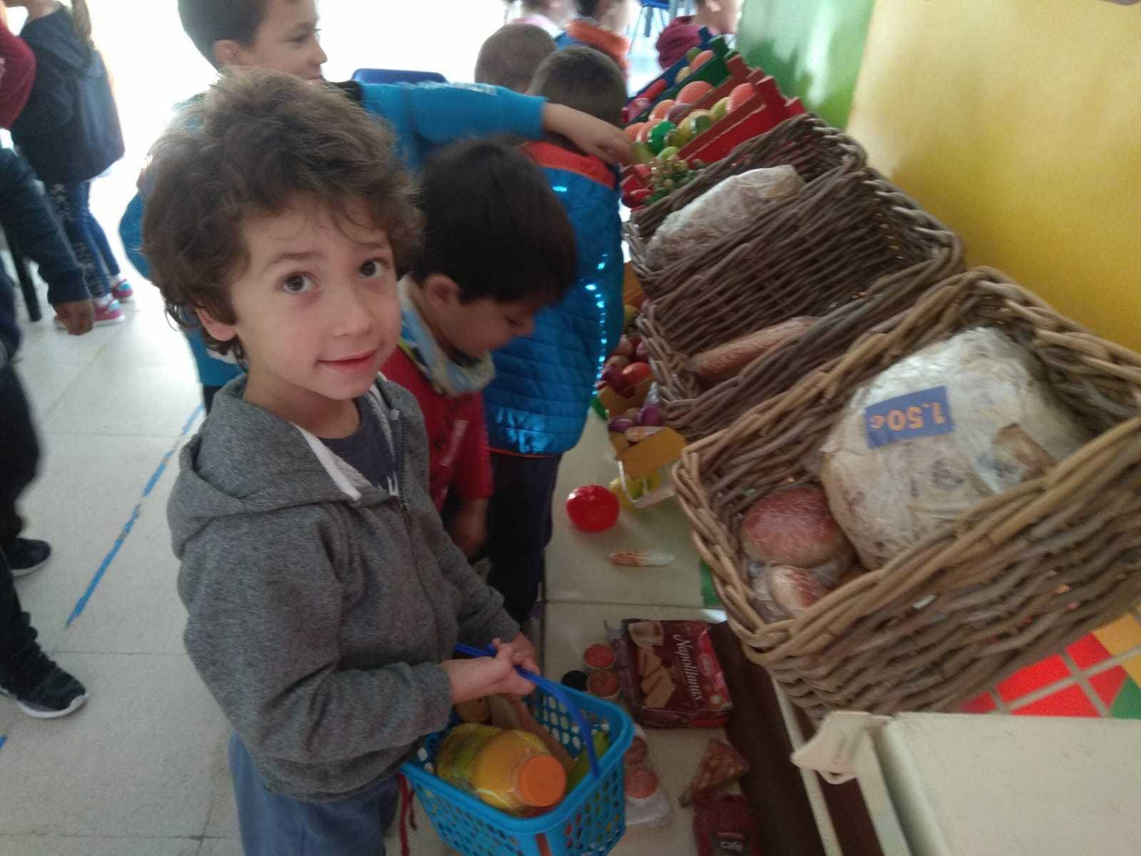 2018_11_Primero realiza el taller de Consumo del Ayto_CEIP FDLR_Las Rozas 4