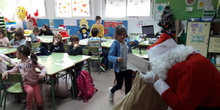Santa Claus comes to School 23