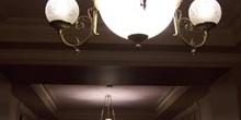 Interior del Hotel The Empress, Victoria