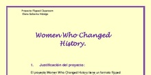 Proyecto Flipped: Women Who Changed History
