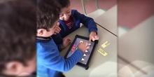 Uso TIC en Infantil. Curso 18-19
