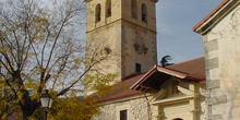 Iglesia en Rascafría