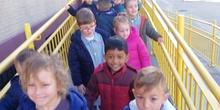 Visita al Berceo I de los alumnos de Infantil 4 años. 11