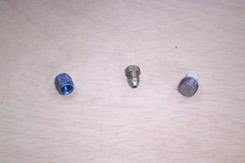 Tapones para circuitos hidráulicos