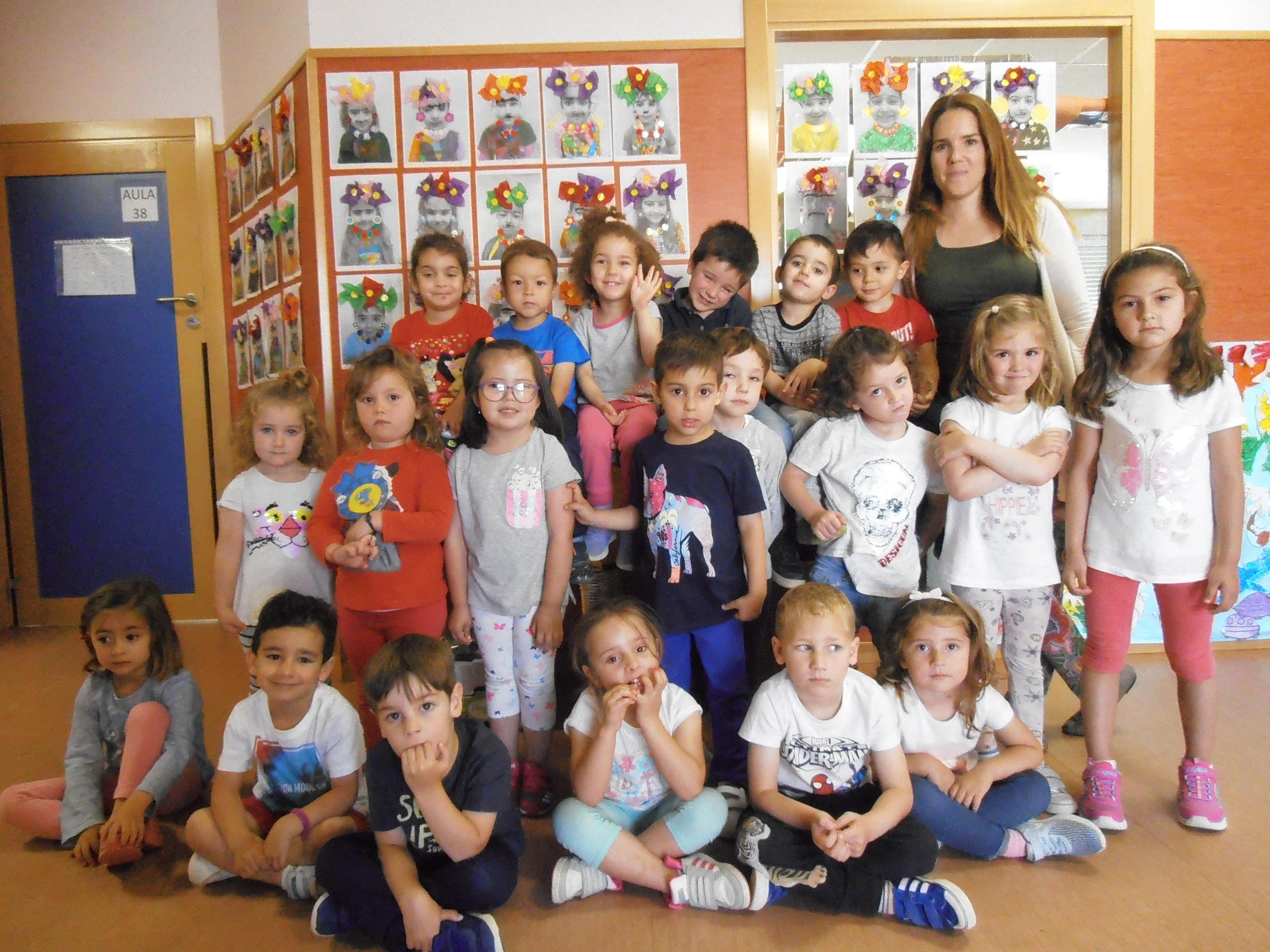 Pintores en Educación Infantil 9