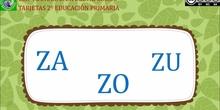 Palabras con Z - S