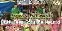 CONCIERTO 2º EP - CEIP Juan Gris de Madrid