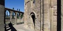 Iglesia de Santa María de Eunate, Muruzabal, Navarra
