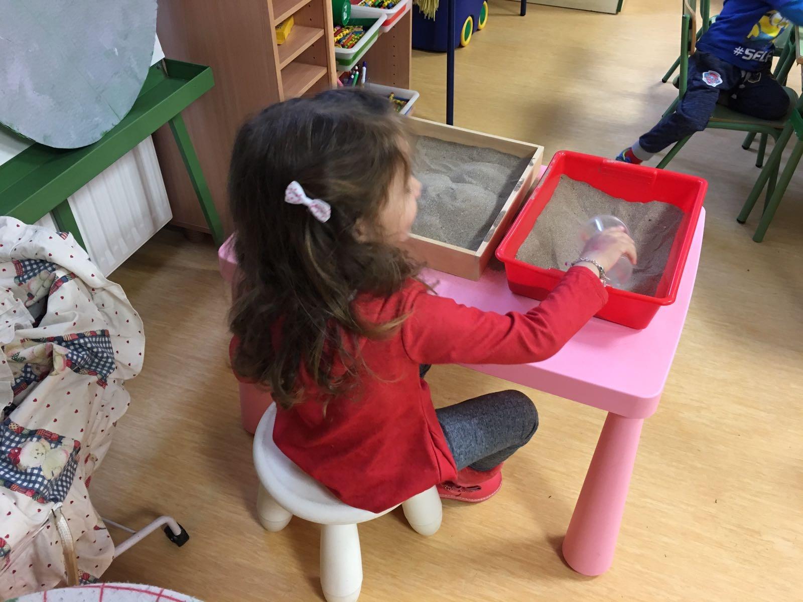 E. Infantil y sus proyectos 1