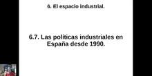 0607 Políticas industriales en España desde 1990.