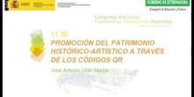 Promoción del patrimonio Histórico-Artístico a través de los códigos QR.