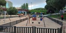 La pandemia en los parques infantiles 8