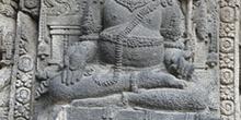 Dios del dinero, Prambanan, Jogyakarta, Indonesia