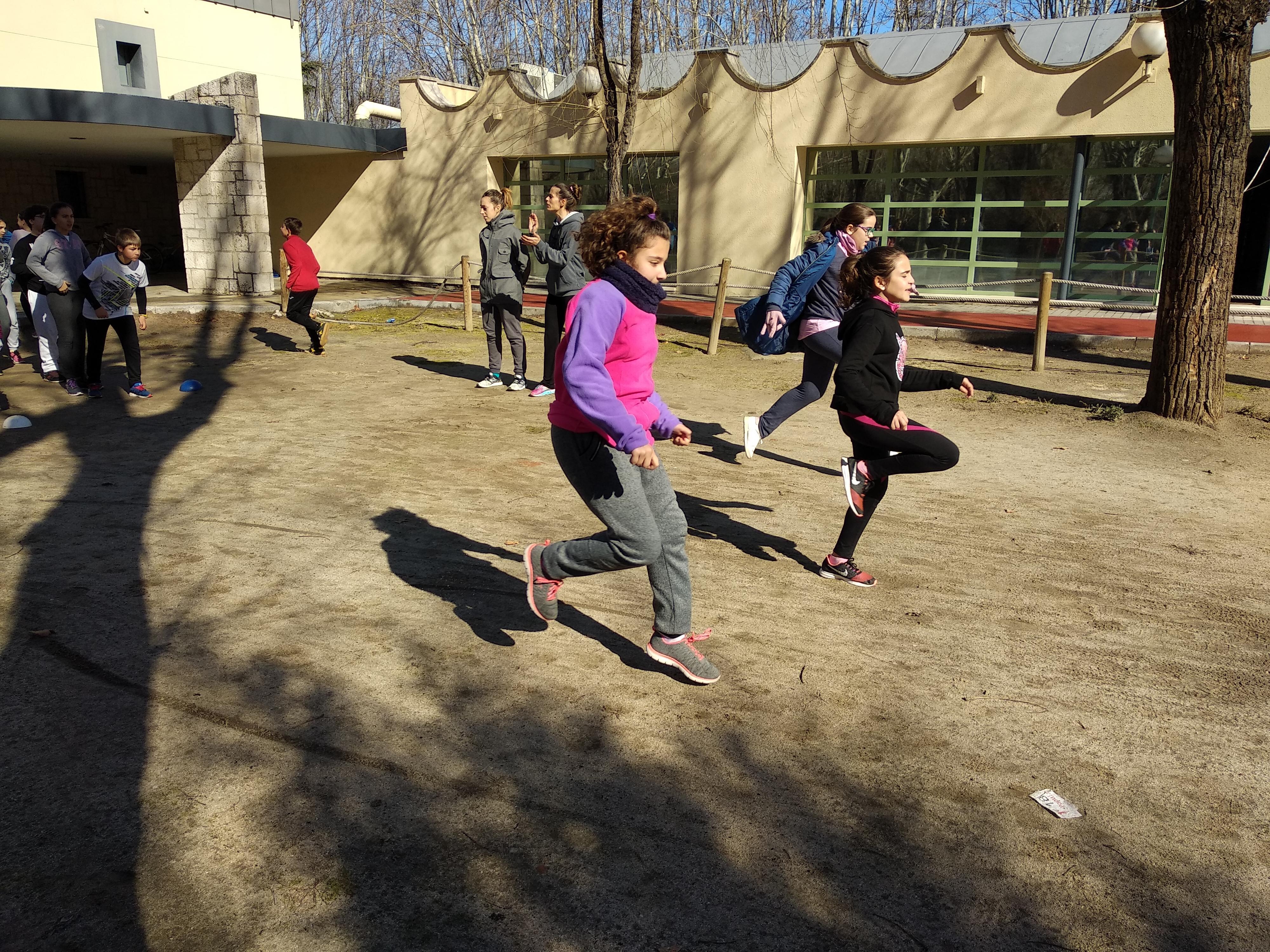 Multideporte en la ciudad deportiva Puerta de Hierro 17