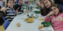 Fiesta del Antiguo Egipto. Comedor Escolar. Berceo I 8